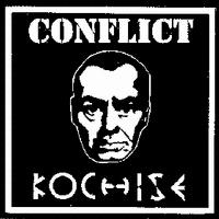 Conflict / Kochise split double EP - 1996