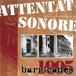 """GV 004 - Attentat Sonore """"Barricades 1905"""""""
