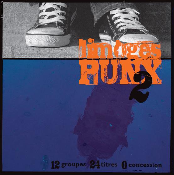 "Compil CD : ""Limoges Punx vol. 2"""